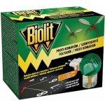 Biolit elektrický odpařovač s časovačem k hubení komárů 45nocí recenze, cena, návod
