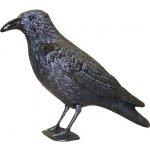 Hutermann Havran plastová 3D maketa na plašení ptáků recenze, cena, návod