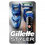 Gillette Fusion Proglide Power Styler recenze, cena, návod