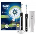 Oral-B Pro 790 Cross Action Black Duo recenze, cena, návod