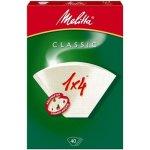 Papírové filtry Melitta Classic #4 – 40 ks, bílé recenze, cena, návod