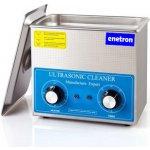Ultrazvuková čistička ENE III – 3L 28 kHz recenze, cena, návod