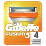 Gillette Fusion 4 ks recenze, cena, návod