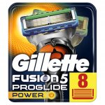 Gillette Fusion ProGlide Power 8 ks recenze, cena, návod