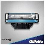 Gillette Mach3 4 ks recenze, cena, návod