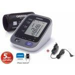 Omron M7 Intelli IT Bluetooth + adaptér recenze, cena, návod