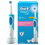 Oral-B Vitality Sensitive D12.513 recenze, cena, návod