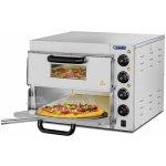 Royal Catering Pec na pizzu-2 komory recenze, cena, návod