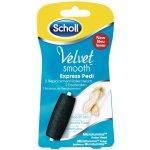 Scholl Velvet Smooth Express Pedi náhradní hlavice 2ks recenze, cena, návod