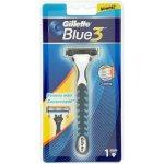 Gillette Blue 3 recenze, cena, návod