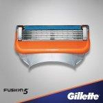 Gillette Fusion5 12 ks recenze, cena, návod