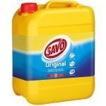 Savo Original tekutý dezinfekční prostředek 5 l recenze, cena, návod