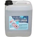 E-CS Anti-COVID dezinfekce 5 l recenze, cena, návod