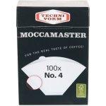 Moccamaster papírové filtry vel. 4 recenze, cena, návod