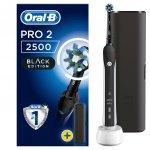 Oral-B Pro 2 2500 black edition recenze, cena, návod