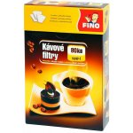 Filtry kávové Fino rozměr 4 80ks box recenze, cena, návod