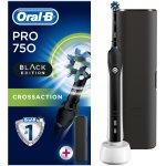 Oral B Pro 750 D16.513.UX CrossAction recenze, cena, návod