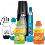 Sodastream Spirit MĚSTO & TRÉNINK recenze, cena, návod