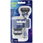 Gillette Fusion5 ProGlide Football recenze, cena, návod
