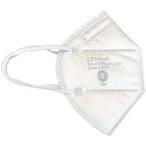 Czech Royal Protection respirátor FFP2 1 ks recenze, cena, návod