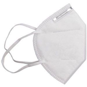 Sunway respirátor KN95 bílá 100 ks recenze, cena, návod