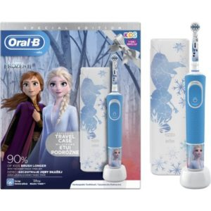 Oral-B Vitallity Kids Frozen 2 recenze, cena, návod