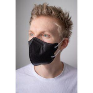 Pardam Nanovlákenný respirátor FFP2 BreaSAFE černá M 5 ks recenze, cena, návod