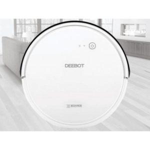 Ecovacs Deebot 605 recenze, cena, návod