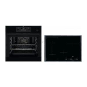 Set AEG Mastery SteamBake BEB351110B + HK754400FB recenze, cena, návod