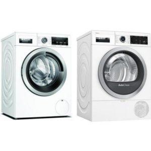Set Bosch WAX32M40BY + WTX87M90BY recenze, cena, návod