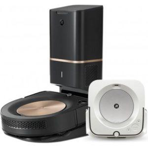 Set iRobot Roomba S9 + + Braava Jet M6 recenze, cena, návod